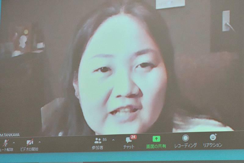 医療的ケア児のお母さん、谷川麻依子さんより